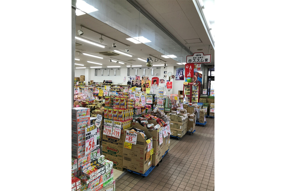 株式会社TIME MACHINE 店舗売り場