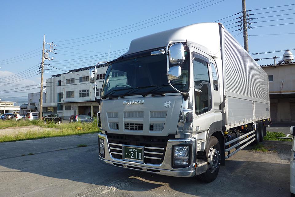 有限会社東申産業 トラック